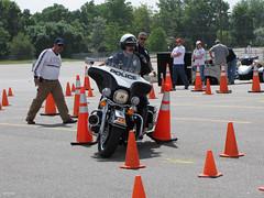 135. Police Rodeo - Sheridan PD (rivarix) Tags: motorcops policemotorcycle policeharleydavidson topgunpolicemotorofficerscompetition2009 sheridanpolicedepartment