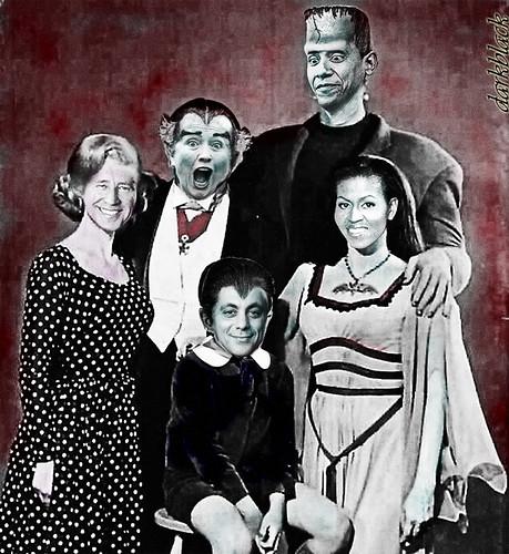 Obamunsters!