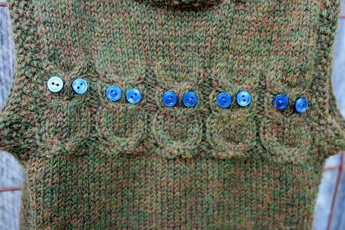 OWLS Schoolboy Vest