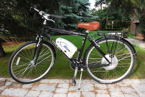 Magna Marque BionX bike-1