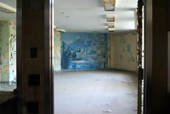 (CWorrell) Tags: abandoned digital mural longisland dayroom kingsparkpsychiatriccenter urbexing sonya100 building21