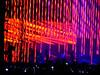 Radiohead (laconics) Tags: show red brazil music orange brasil concert purple saopaulo stage sp radiohead palco krafwerk justafest chacaradojockey