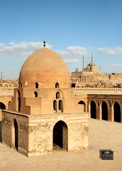 Faith To Faith 2  |  2 (Hossam all line) Tags: egypt mosque cairo ahmed islamic ibn      tulun    mywinners   ahmedibntulunmosque