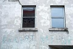 ROBERT REFORD: Bye-bye? (designwallah) Tags: architecture canada windows fadedsigns walls oldmontreal montréal montreal robertreford reford quebec québec voigtlanderultronsl240mmf2sliiaspherical voigtländer voigtlander vieuxmontréal sign