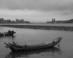 Taiwan River Boats