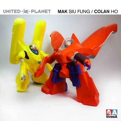3A Toys x United Planet