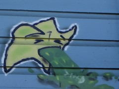 Sick Star (Aunti Juli) Tags: sanfrancisco foundinsf gwsf muralmonday
