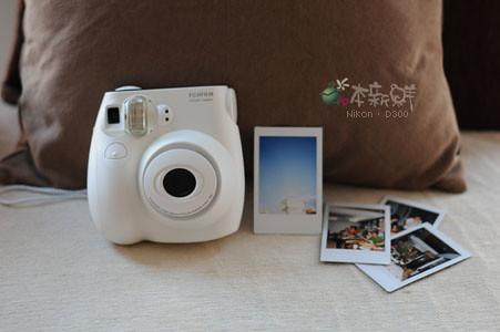 Fujifilm instax mini 7s & 照片們