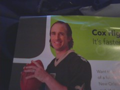 Drew Brees as David Carradine