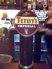 Tetley's, Imperial, England