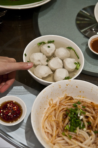 Li Xin Chao Zhou Fish Ball Noodles