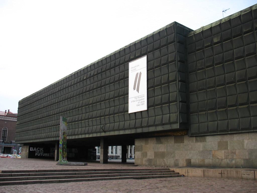 Riga: Occupation Museum