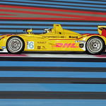 Porsche RS Spyder - Paul Ricard Test Days, 2/2007