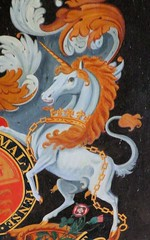 Coleby church royalarms unicorn (tina negus) Tags: church lincolnshire unicorn coleby royalarms