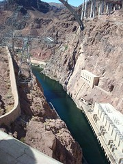 Hoover Dam - Lake Mead (Spider.Dog) Tags: lasvegas nevada