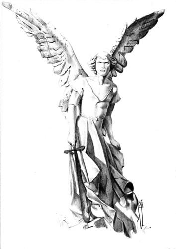 El Ángel Llimona 1895