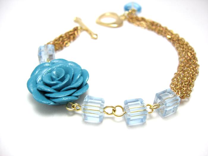 bluerosebracelet