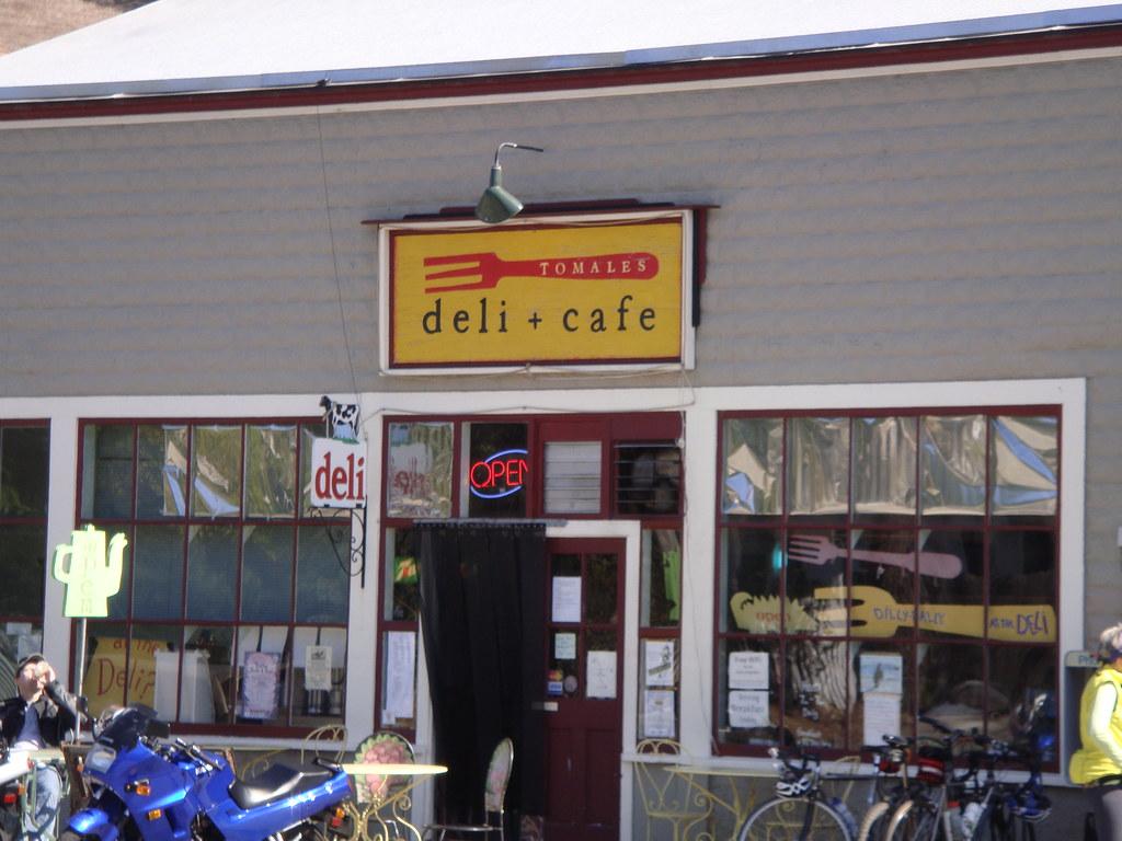 Tomales Deli + Cafe