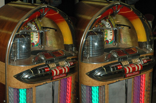 3D Vintage Wurlitzer Jukebox - DSC_1168