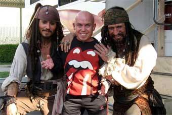 Jack The Sparrow