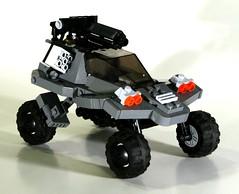 lego starcraft hellion moc
