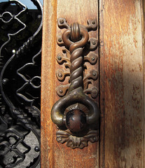 Picaporte (Bellwizard) Tags: door puerta porta doorknocker balda llamador heurtoir picaporte picaporta