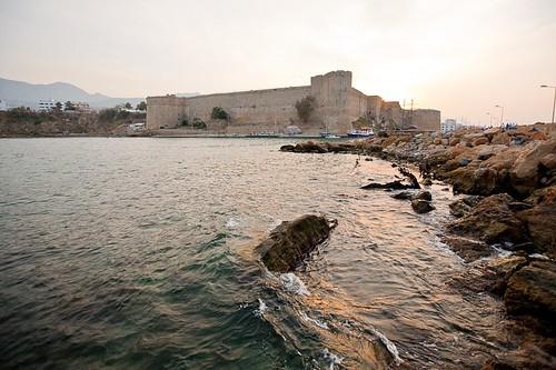 Древняя крепость Гирне (Кирении)