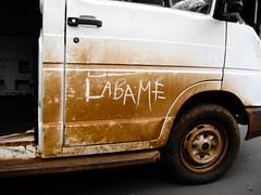 Labame (gabriux) Tags: retratos autos errores suciedad horrores
