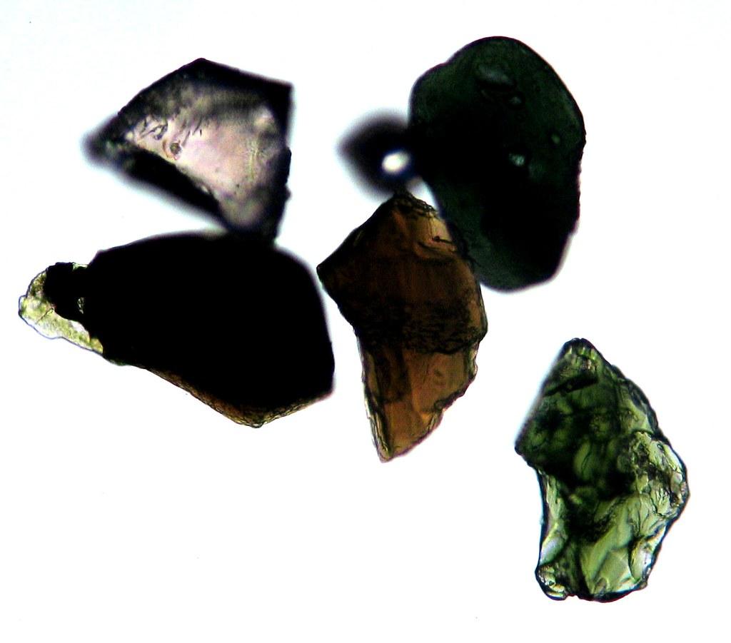 Minerals/Minerais