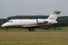 N597DA - 5359 - Private - Canadair CL-600-2B16 Challenger 604 - Luton - 090617 - Steven Gray - IMG_4478