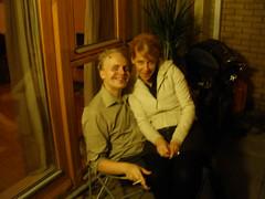 J & E, Hallowe'en 2009