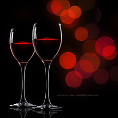Your love is more delightful than wine (alvin lamucho ©) Tags: lighting love mouth lights kiss couple wine bokeh middleeast kisses kuwait wineglass redwine lowkey delightful goblet 450d canonrebelxsi alvinlamucho