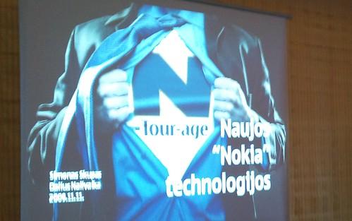 Nokia N900 ir Nokia N97 Mini Lietuvoje!