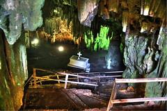 Melidoni Cave (tommi_berg) Tags: holiday colors canon spirit ghost cave hdr loma luola 30d matka kreeta creece aave kummitus melidoni tippukiviluola
