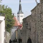 Tallinn: Pikk Jalg Street