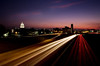 400 (clay.wells) Tags: city morning blue light sky 6 building lines rock skyline night clouds sunrise canon lens eos dawn early interesting exposure cityscape place shot traffic little you trails 2nd explore capitol stop filter hour blended nd arkansas interstate usm streaks six 630 ef 1740mm density blend neutral bigmomma f4l 40d img3259 thechallengefactory littlerockstompin