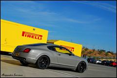 Continental Superports (Alejandro_Serrano) Tags: cars nikon continental alejandro bentley serrano d60 supersports monteblanco