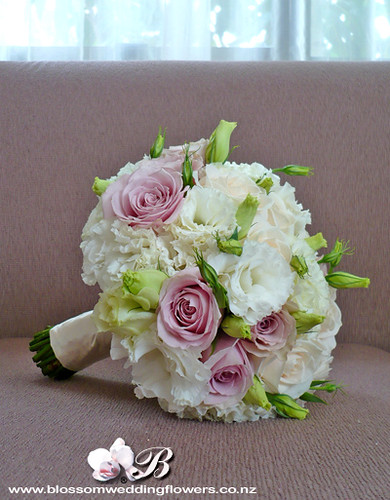 white-pink-coffee-rose-bridal-bouquet