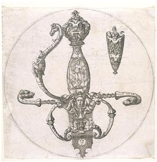 Pierre Woeiriot 1555-1562 V+A