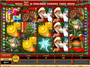 Deck the Halls slot game online review