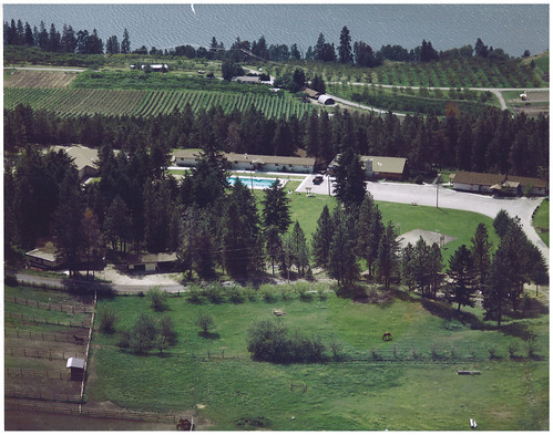 aerial photo of camp winfield