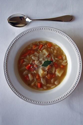 butternut squash minestrone