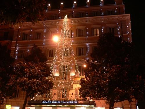 Roma - Grand Hotel Via Veneto