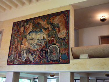 Tapestry, French Embassy, Ottawa