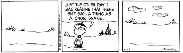 Peanuts Minus Snoopy with Linus