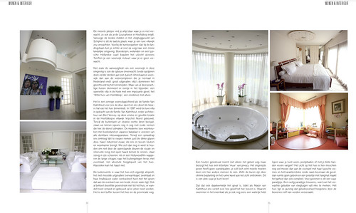 The White House - Hoofddorp, pages 3&4