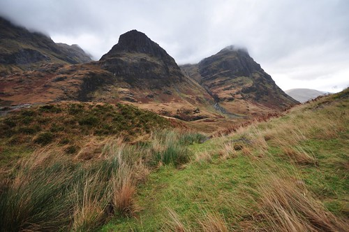 Three Sisters Glencoe
