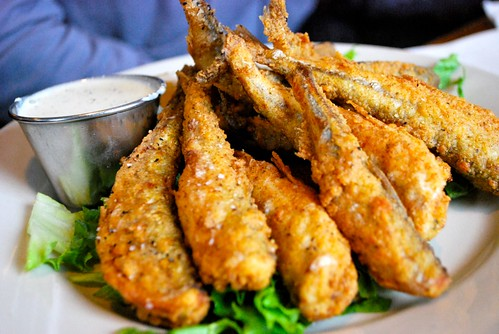 Smelts from Standard Tap