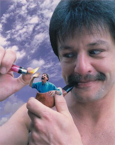 Mike Smokes Robt