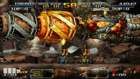 Metal Slug XX Screen 5